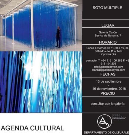 agenda cultutal 2018. 4