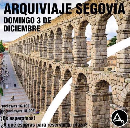 Viaje Segovia 2017